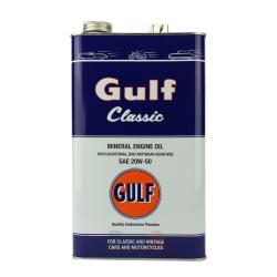Huile 20w50 Gulf classic 5L