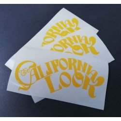 "Stickers ""California look""..."