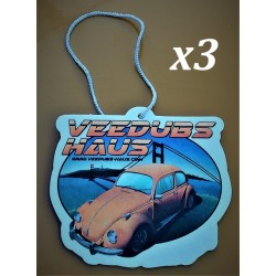 Pack 3 Sentorettes Veedubs...